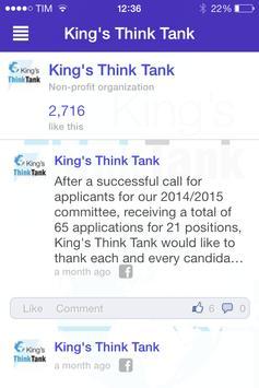 Kings Think Tank apk screenshot
