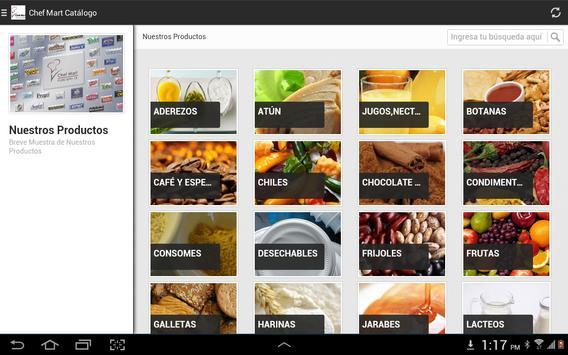 Chef Mart screenshot 3