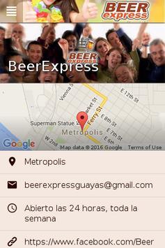 BeerExpres screenshot 1