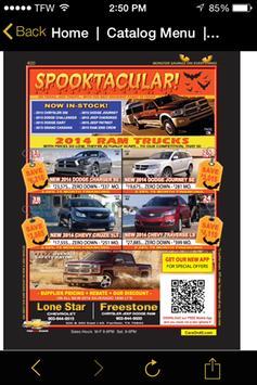 Freestone Chrysler Jeep Dodge apk screenshot