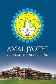 Amal Jyothi College poster