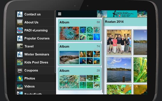 Aquatic Realm Scuba Center screenshot 2