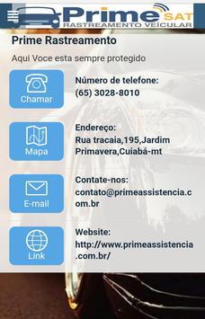 Prime Rastreamento Veicular screenshot 3