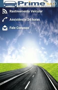 Prime Rastreamento Veicular poster