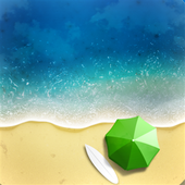 BEACH NOW icon