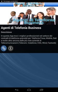 Agenti di Telefonia screenshot 10