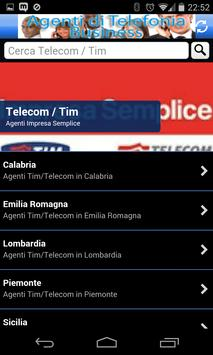 Agenti di Telefonia screenshot 2