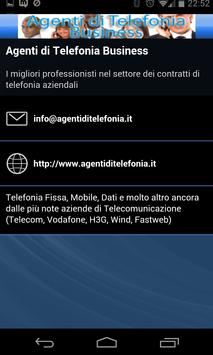 Agenti di Telefonia screenshot 5