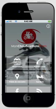 MonChauffeurMoto.com poster