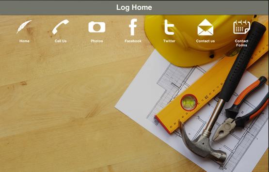 Log Home Maintenance Colorado apk screenshot