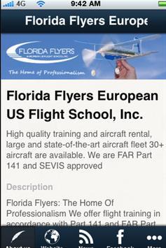 Florida Flyers apk screenshot