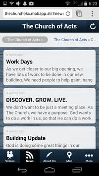 The Church OKC apk screenshot