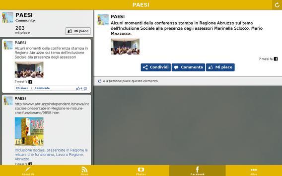 PAESI screenshot 3