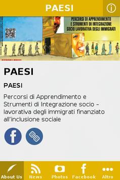 PAESI poster