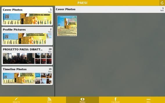 PAESI screenshot 4