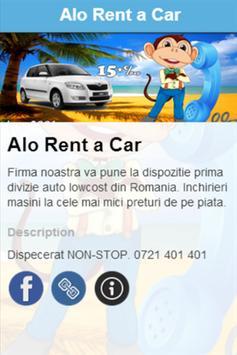 Alo Rent a Car poster