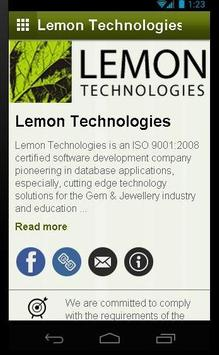 Lemon Technologies Software apk screenshot