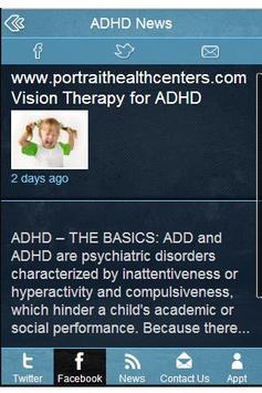 ADHD News poster