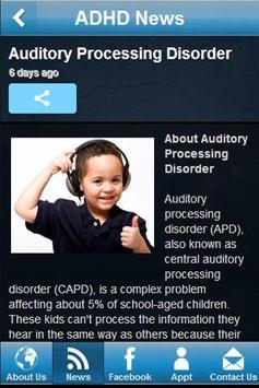 ADHD News apk screenshot