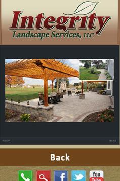 Integrity Landscape Services poster