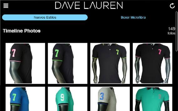 Dave Lauren screenshot 2