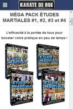 Karaté de Rue screenshot 1