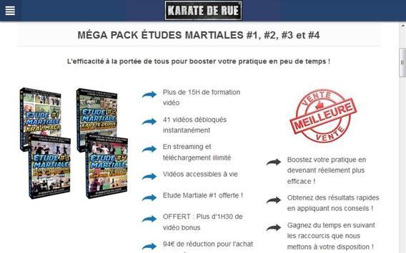 Karaté de Rue screenshot 2