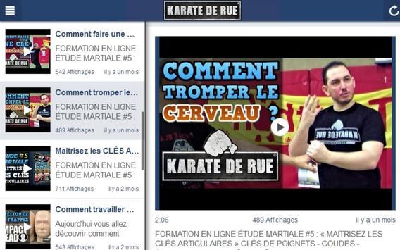 Karaté de Rue screenshot 4