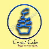 Crystal cakes icon