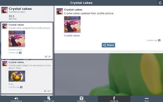Crystal cakes screenshot 3