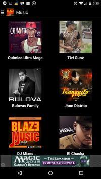 BlazeMusic.net screenshot 3