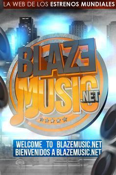 BlazeMusic.net poster