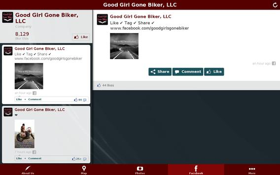 Good Girl Gone Biker, LLC apk screenshot