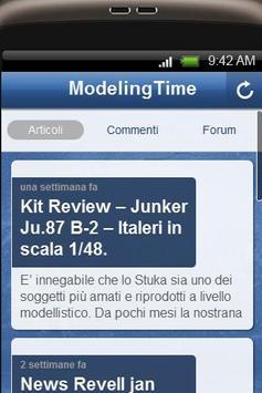 Modeling Time screenshot 1