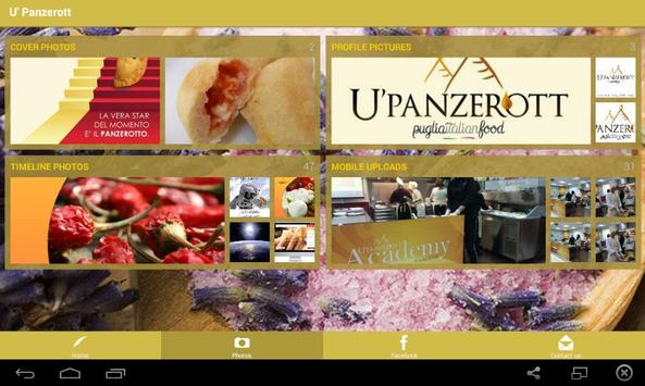 U'Panzerott Franchising screenshot 4