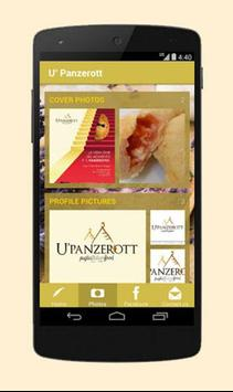 U'Panzerott Franchising screenshot 1