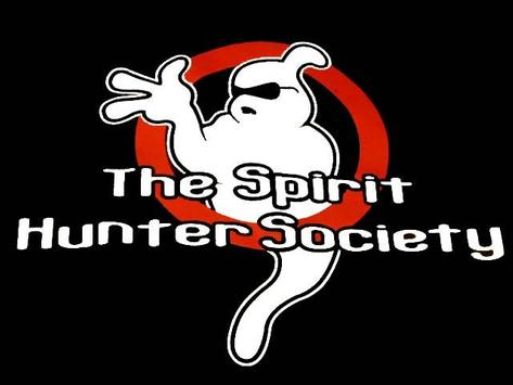 The Spirit Hunter Society poster