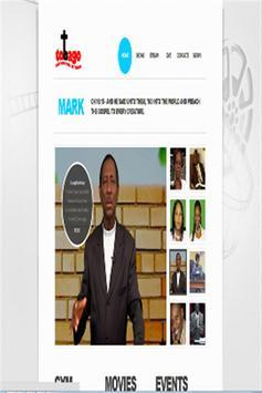 Tobago Inspirational Network poster