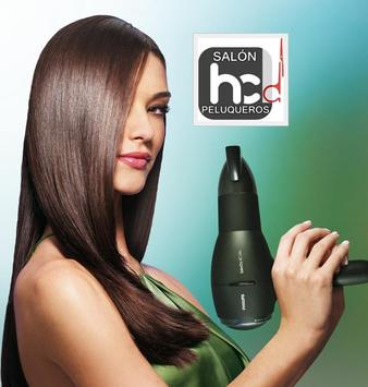 Salon HC DEM Peluqueros poster