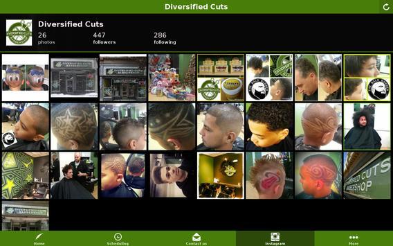 Diversified Cuts Barbershop screenshot 4