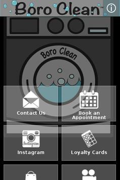 Boro Clean poster