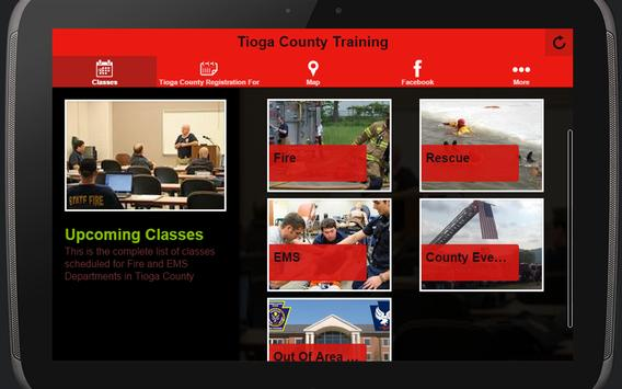 Tioga County Training screenshot 4