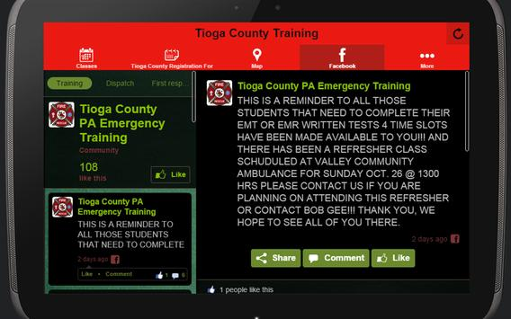 Tioga County Training screenshot 5