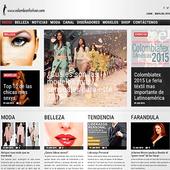 Colombianfashion.com icon