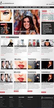 Colombianfashion.com apk screenshot