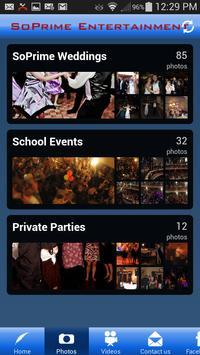 SoPrime Entertainment apk screenshot