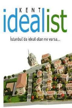 İdealist Villa poster