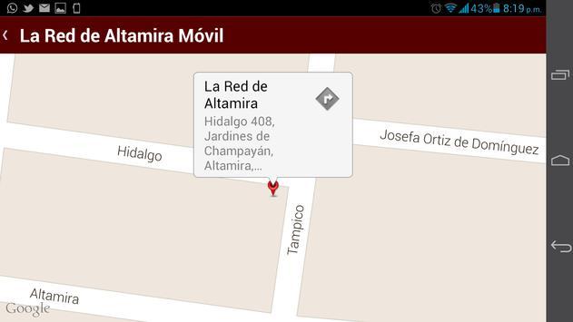 La Red Tamaulipas screenshot 7