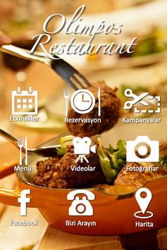 Olimpos Restaurant poster
