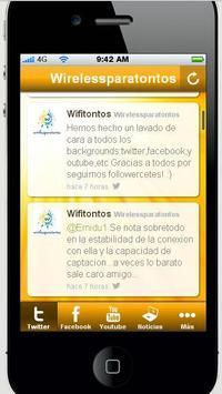Wirelessparatontos apk screenshot